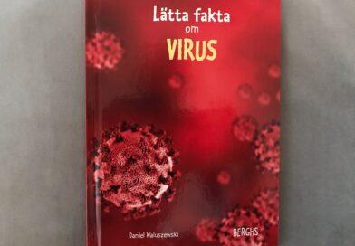 Lätta fakta om virus – ny barnbok ute nu!